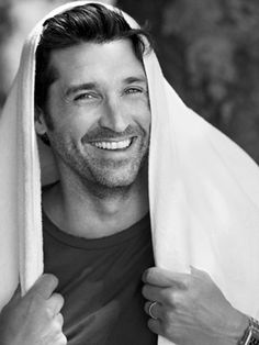 Hellooo Patrick Dempsey... Not to Long till he comes back to me.