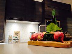 Dark wood ~ Kvik Alnabru Cutting Board, Kitchen, Home, Design, Cooking, Kitchens, Ad Home, Homes, Cucina
