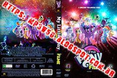 W50 Produções CDs, DVDs & Blu-Ray.: My Little Pony - O Filme