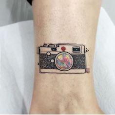 Tattoo by @felippmello  ___ www.EQUILΔTTERΔ.com ___  #Equilattera