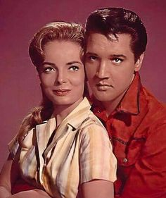 Elvis and Joan Freeman  'Roustabout'