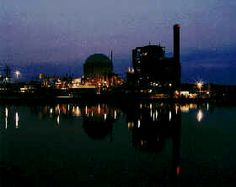 hartsville, sc - Nuclear Power Plant, Lake Robinson