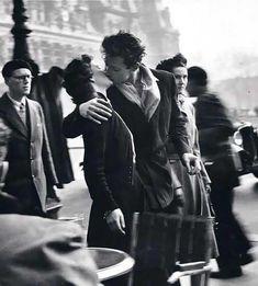 Le baiser de l'hotel ville. 1950