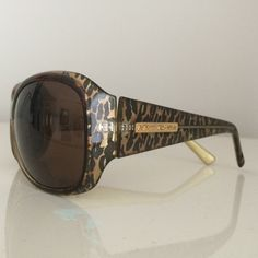 HP Betsy Johnson sunglasses Betsy Johnson large sunglasses fierce tiger print. Excellent condition. HP 5/7/16 Best in jewelry and accessories party  Betsey Johnson Accessories Sunglasses