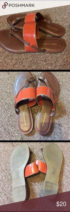EUC Banana Republic Sandals size 7 Worn just a few times, great condition Banana Republic Shoes Sandals