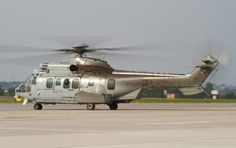 #Eurocopter EC 725 Caracal należący do Armée de l'Air | #helicopter
