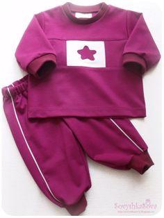 Домик СовушкиСовы.: Спортивный костюм для малышки.