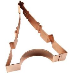 Eiffel Tower Copper http://pinterest.com/tina16/pink/?page=11#Cookie Cutte...- $7.95