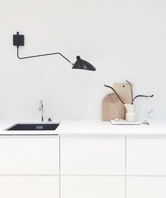 Scandinavian Interior, Floating Nightstand, Table, Inspiration, Furniture, Dining Room, Design, Home Decor, Kitchen