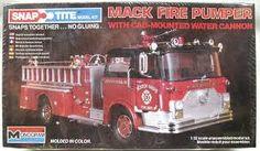 Kuvahaun tulos haulle mack fire pumper