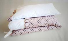 Cotton bedlinen for children. Designed and made by Pracownia Lollipop. https://www.facebook.com/PALollipop