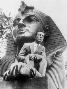 Photo de la star de cinéma de Buster Keaton (1934)