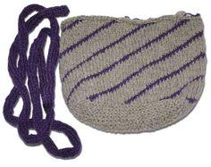 a mini booga bag with stripes!!
