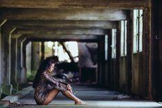 Urbex boudoir shoot Anne en Lau » Banganimation photography blog