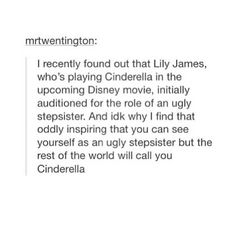 Anyone else notice that her name is LILY JAMES? Or is that just the potterhead…
