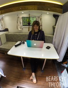 I live full-time in a 4x4 Mercedes Sprinter Camper Van. Get a full video tour of my Sprinter Van conversion & details of the components in this blog post.