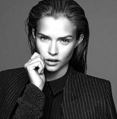 Josephine Skriver by Jimmy Backius for Elle Sweden November 2013 - The World Inside Me