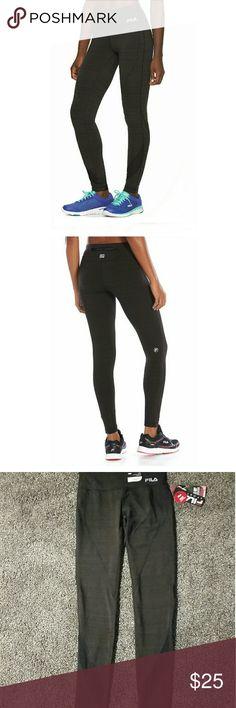 Fleece lined running leggings. Offers are welcome Very stylish Fila Pants Leggings
