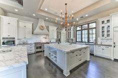 La espectacular mansión de Britney Spears Casa Britney Spears - Cocina