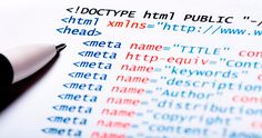 Meta tags is an on page SEO Technique use to describe a page's content or Image Replication. Meta Tags appear on SERP with the help of SEO Marketing. Seo Marketing, Digital Marketing, Marketing Training, Content Marketing, Online Marketing, Cheap Website Design, Seo Check, Seo News, Best Seo Services