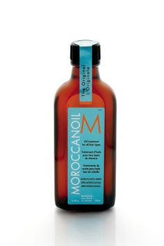 Moroccan Oil. Literally the best thing to happen to my hair.
