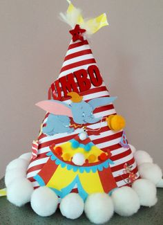 Hey, I found this really awesome Etsy listing at http://www.etsy.com/listing/162817935/dumbo-birthday-hat