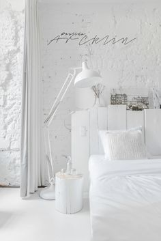 Find out all photos and details of MOTHER GOOSE HOTEL -., Netherlands on Archilovers. Browse the complete collection of pictures and design drawings White Bedroom, Interior, White Decor, Bedroom Interior, Hotel Room Design, White Interior, White Room, White Rooms, Interior Design Bedroom