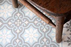 Beijacarpet - carreaux de ciment en tapis vinyle