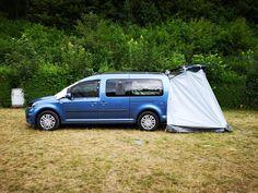 Heckzelt Trapez für Caddy günstig kaufen | campingshop