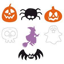 Resultado de imagen de bolsas de gomaeva o cartulina para halloween