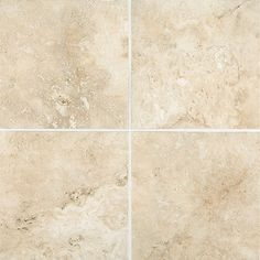 "Bath 3 & 4 Floor & Wall Tile - Esta Villa 18""x18"" & 12x12 & 12x24 - Terrace Beige"