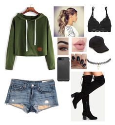 """🌞💤"" by krebollar13 on Polyvore featuring rag & bone/JEAN, Wet Seal, rag & bone and Cosabella"