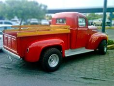 1942 Ford Pickup, Mexico. Lindo!