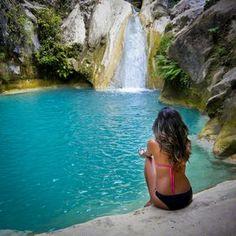 Pozas Azules es el mejor secreto guardado de Taxco y se encuentra en su Sierra. No puedes perderte de sus hermosas grutas.