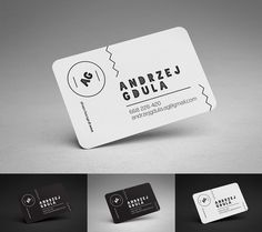 Rounded corner business card mockup #free #psd #photoshop