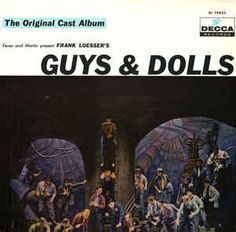 Frank Loesser - Guys & Dolls: A Musical Fable Of Broadway: buy LP, Album at Discogs
