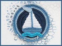 Ravelry: I am sailing pattern by Kristinas Art