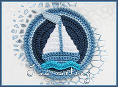 Ravelry: I am sailing pattern by Kristinas Art