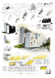 architectural design presentation