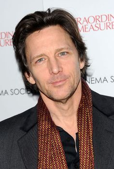 Andrew McCarthy ~~  GORGEOUS MAN. Even better looking now that he's older.