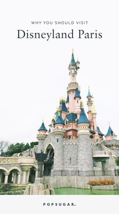 Pin for Later: The 20 BEST Things About Disneyland Paris