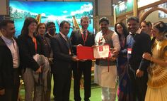 KERALA TOURISM WINS BEST PAVILION AWARD IN MADRID