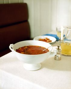Our Most Comforting Seafood Chowder Soup And Stew Recipes Seafood Chowder Soup And Stew Recipes From Martha Stewart Including New England Clam Chowder Manhattan Clam Chowder Bouillabaisse Cioppino And Clam Chowder Recipes, Fish Chowder, Chowder Soup, Seafood Recipes, Soup Recipes, Clam Recipes, Italian Seafood Stew, Seafood Gumbo, Korma