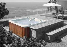 Sogni rilassanti bagni in #piscina, magari nella tranquillità di casa? Le Minipiscine Pool Project di Grandform sono la risposta ai tuoi desideri! #estate #design #pool #summer