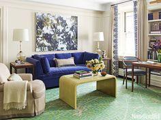 Robin Henry, interior designer (=)