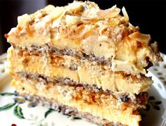 Mulți spun că e cel mai bun tort din lume! Top Recipes, Sweets Recipes, Baking Recipes, Cake Recipes, Romanian Desserts, Romanian Food, No Cook Desserts, Specialty Cakes, Eat Dessert First