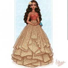 Princesas Disney no tapete vermelho - Just Lia Disney Princess Fashion, Disney Princess Drawings, Disney Princess Art, Disney Princess Dresses, Disney Dresses, Princess Style, Disney Drawings, Disney Style Drawing, All Disney Princesses