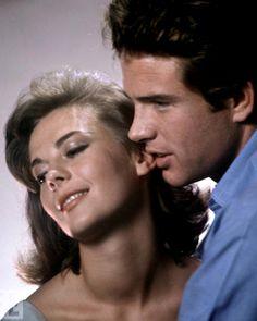 """""""Splendor in the Grass"""" (1961) Natalie Wood, Warren Beatty, Director: Elia Kazan"""
