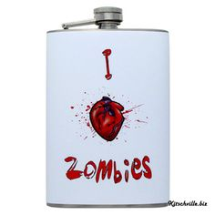 The PERFECT gift for fans of The Walking Dead, Resident Evil and horror movies!