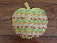 Výsledek obrázku pro Papírové tkaní pro děti